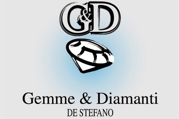 Progettazione logo marchio Gemme&Diamanti   alexiamasi.com