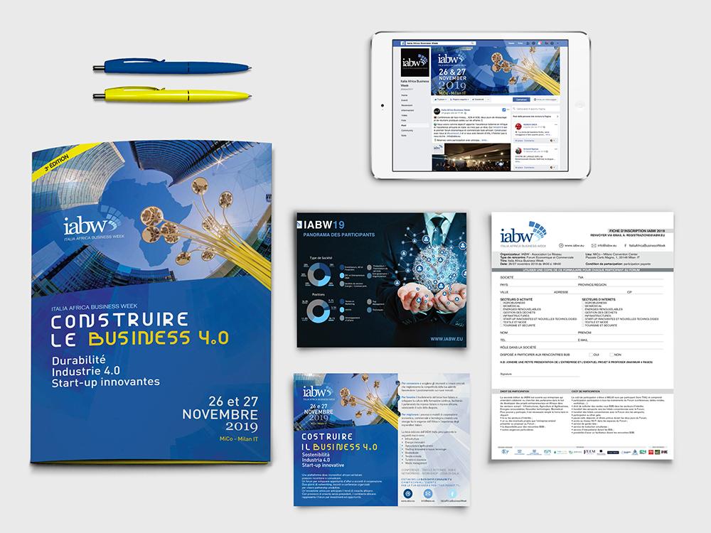 Creatività pubblicitaria eventi iabw 2019 | alexiamasi.com