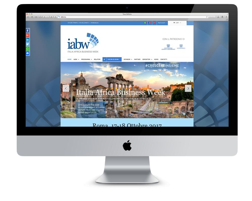 realizzazione siti roma iabw