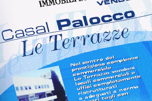 Progetto grafico impaginazione brochure Immobili di Prestigio