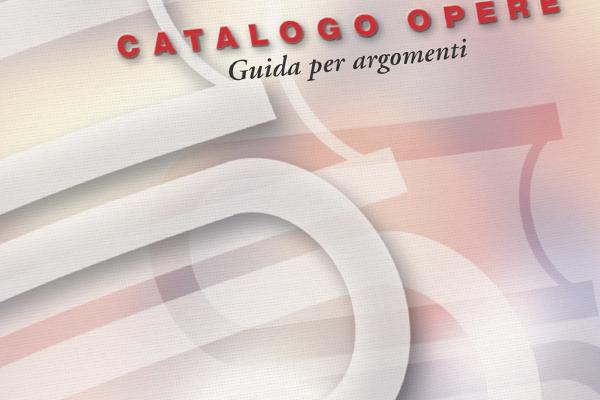 Impaginazione grafica cataloghi Spada Editori