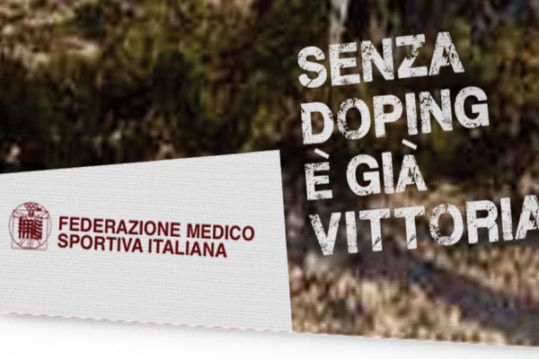 Creatività pagine pubblicitarie Federazione Medico Sportiva