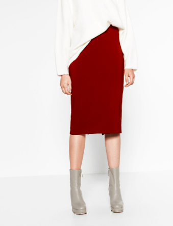 Zara Pencil Skirt - £30