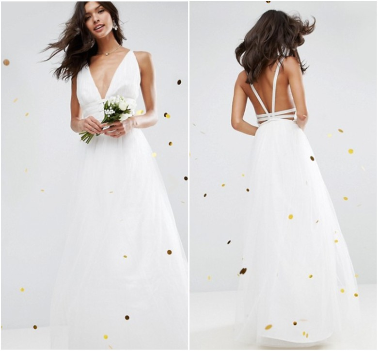 dc107ead692 Best Affordable Wedding Dresses - alexie
