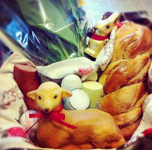 Święconka – Happy Easter! | My Traditional Polish Easter Basket for Święconka! Celebrating Easter with Alex Inspired