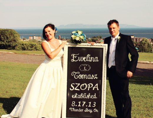 A oto nowa para, Państwo Szopowie | The newly established Szopa Couple