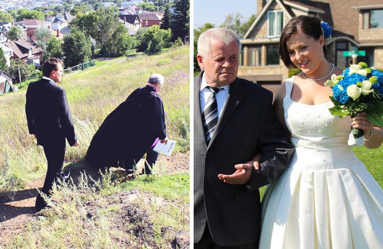 t+e Wedding Prep
