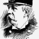 Thomas F. Byrnes (1842–1910) Detective Bureau chief
