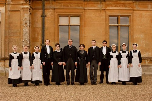 Downton Abbey, courtesy of PBS