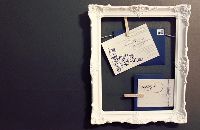 Formal Wedding Invitation, Wedding Stationery | Alex Inspired