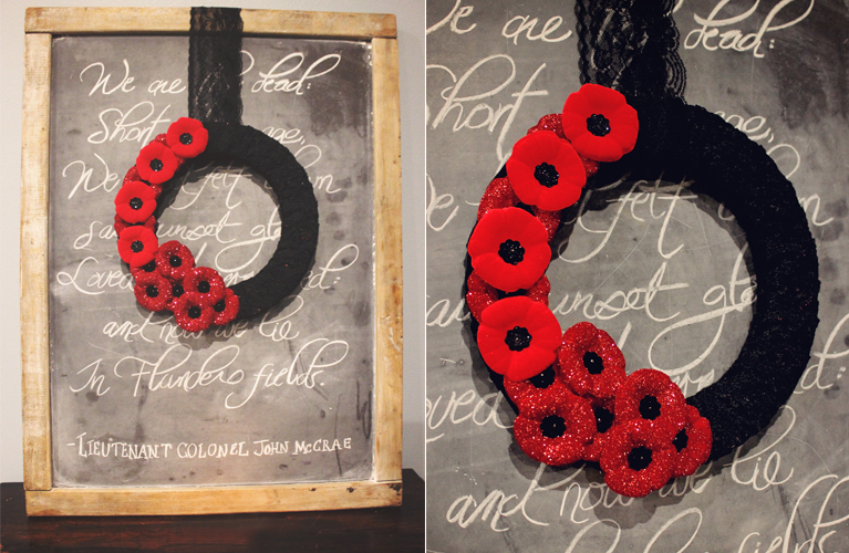 remembrance-day-poppy-wreath-chalkboard