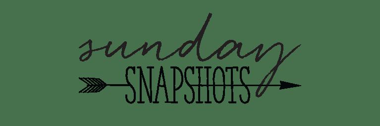 Sunday Snapshots logo - Alex Inspired
