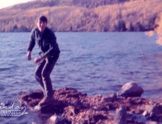 Lake Lenore, Sunday Snapshots - Alex Inspired
