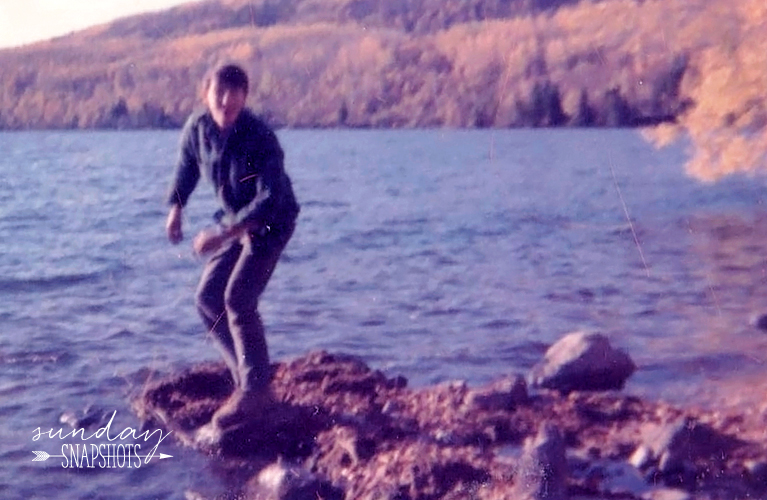 Sunday Snapshots - Lake Lenore   Alex Inspired