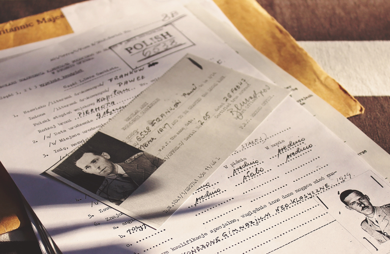 Trying to track down Dziadzio's military records? I can help.   alex inspired