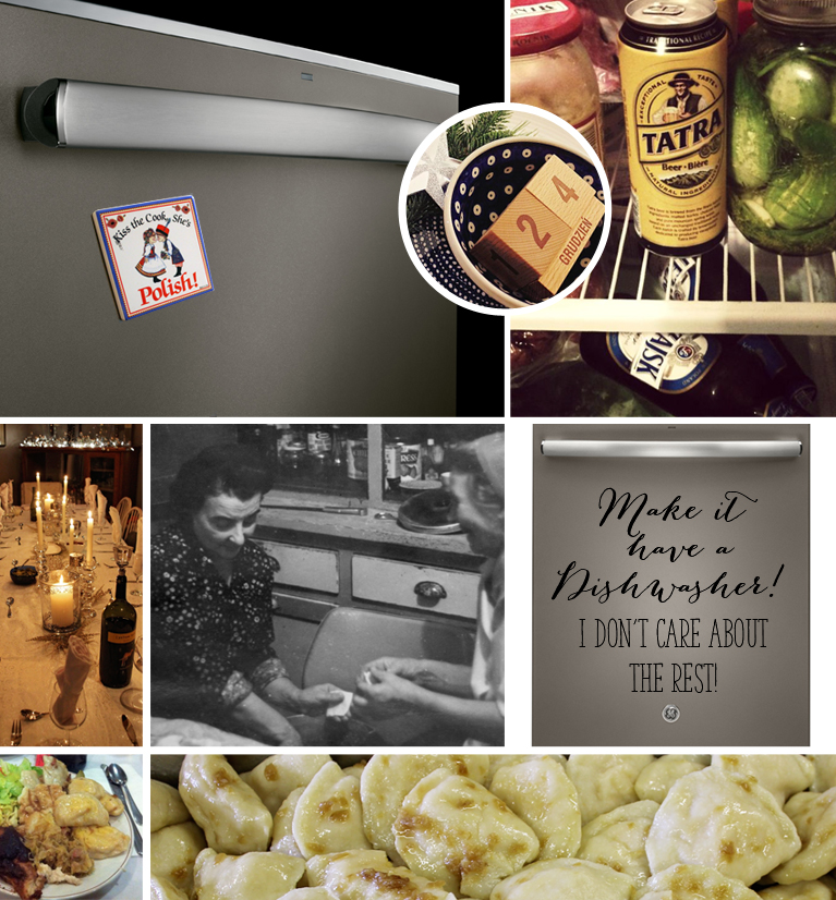 Make it have a Dishwasher! I don't Care about the Rest | Make It Slate Contest with GE Appliances | Alex Inspired Mood Board