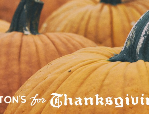 Eaton's Grill Room Thanksgiving Specials throughout the years | Alex Inspired