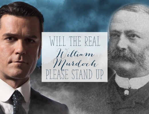 Will the Real William Murdoch Please stand Up | Alex Inspired