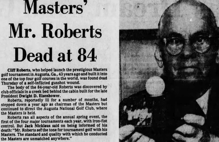 From the Detroit Freepress | Clifford Roberts Found Dead