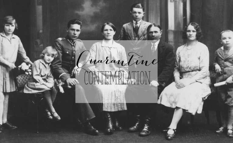 Frankow Family - pre war, Lwów | Alex Inspired, Quarantine Contemplation