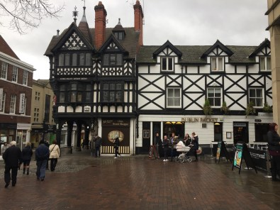 Buildings in Chester