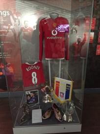 Wayne Rooney objects