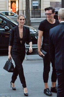 Celine Dion Is Dating Her Backup Dancer