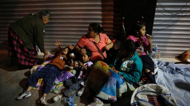 59c275335256e - Mexico earthquake: Death toll rises to at least 217 people, including school children found dead under rubble in their classrooms