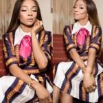 Toke Makinwa In $2,700 Gucci Dress