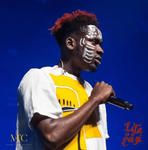 Photos from Mr Eazi