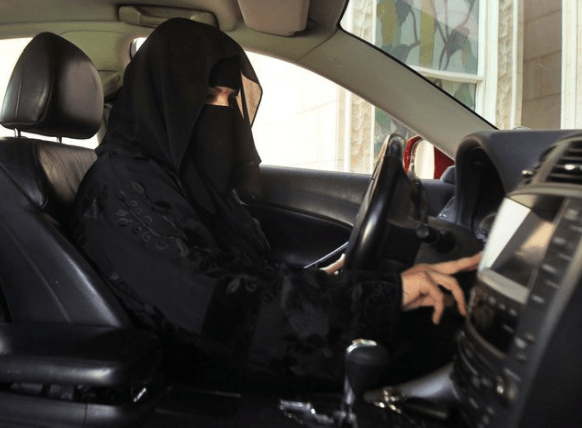 Finally Saudi Arabia Women Driving
