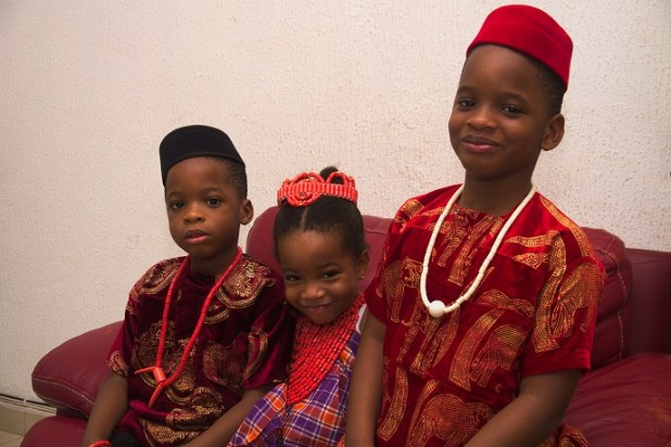 Yay! Check out my nephews and niece at their Independence cultural day at their school (photos)