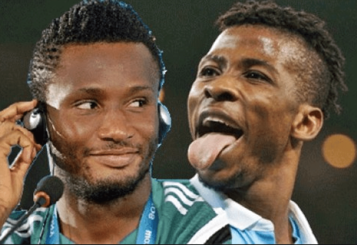 Mikel Obi, Iheanacho, join 15 others In Super Eagles Camp ahead of World Cup qualifier on Saturday