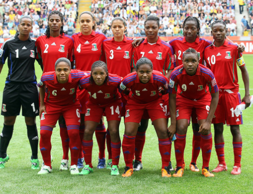 FIFA bans Equatorial Guinea from 2019 Women World Cup