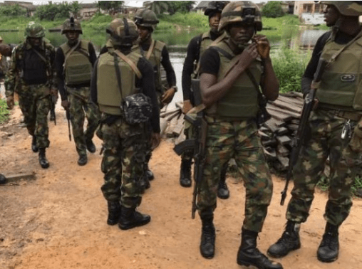 Nigerian Army to kick off operation?
