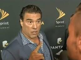 Mexican actor slaps reporter on the face on Hollywood red carpet