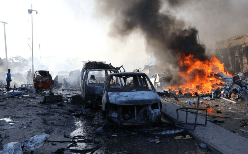 Death toll rises to 276 in Somalia