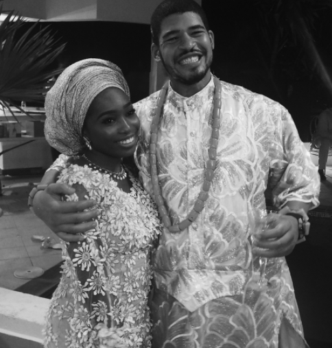 The Ibru son who recently got engaged had his Introduction over the weekend....(photos)