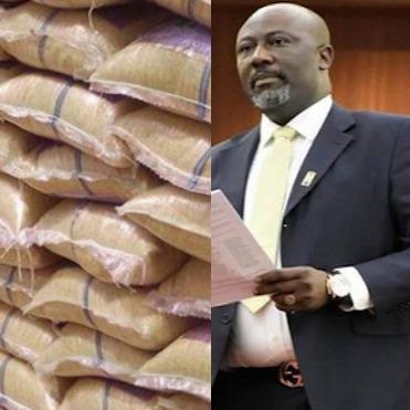 Senators donate 1,280 bags of rice to unpaid Kogi workers