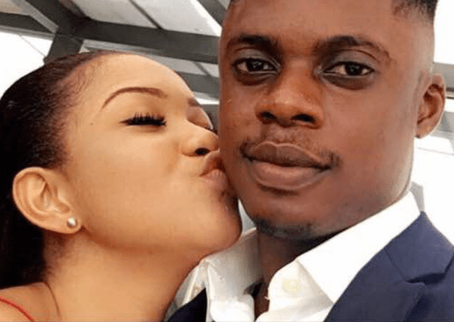 Comedian Ebiye proposes to his pretty girlfriend (Photos)