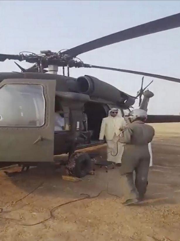 Saudi Prince Mansour bin Muqrin dies in helicopter crash