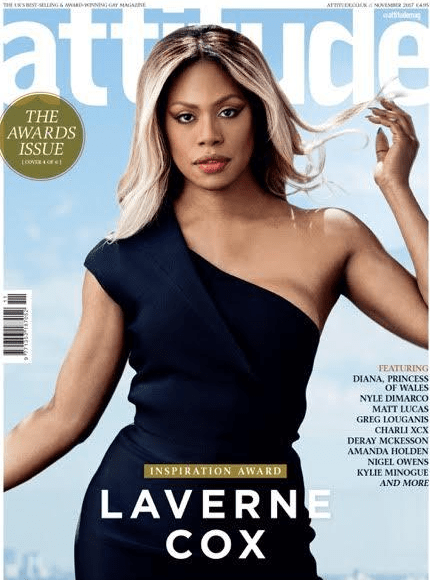 Laverne Cox?calls?out men who are afraid to admit their attraction to transgender women.