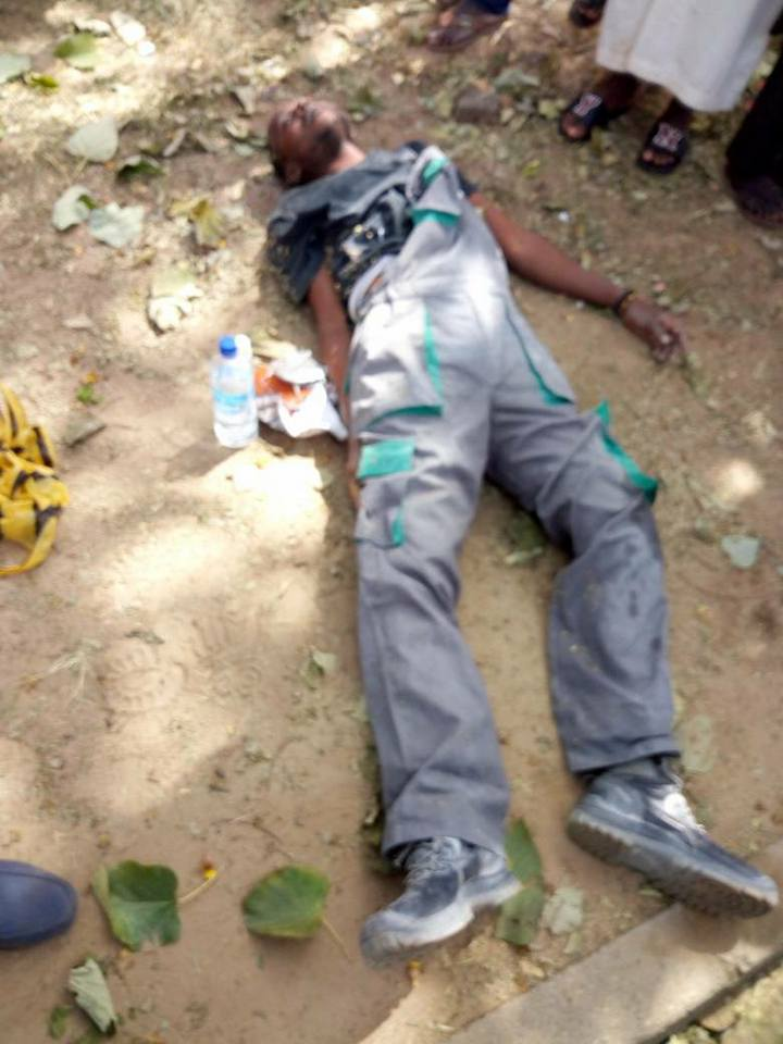 Photos: Another young man commits suicide in Abuja