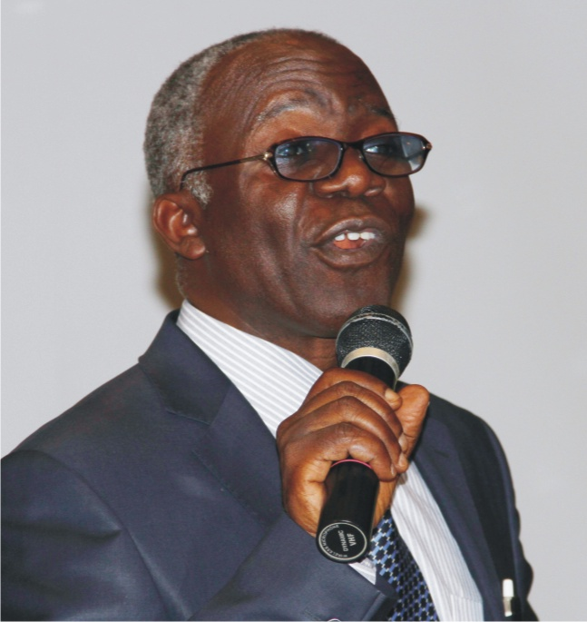 Human rights lawyer, Femi Falana, to sue FG after breaking his leg in a road accident