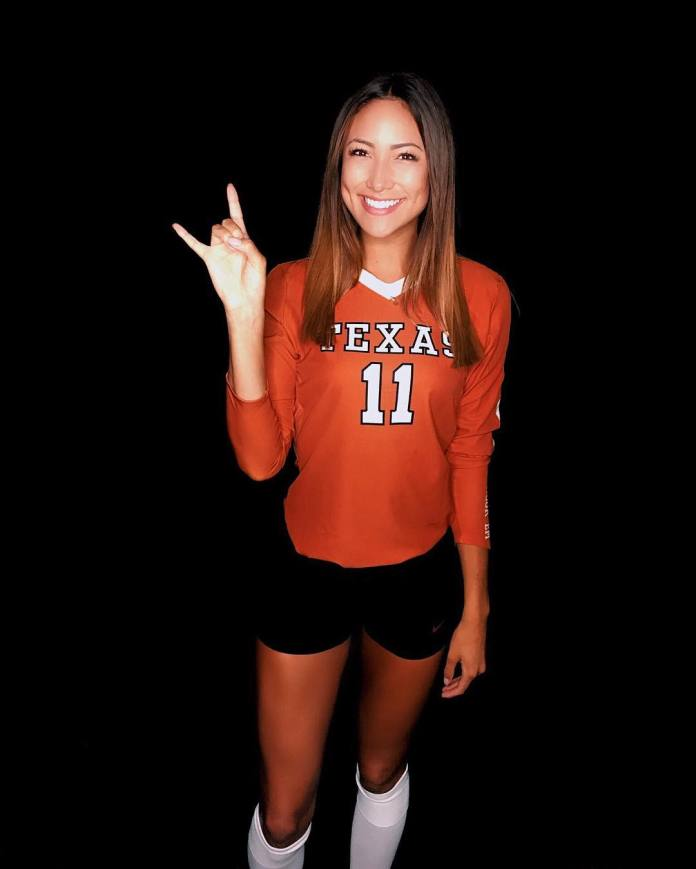 Meet some of the most beautiful American ladies in College sports (Photos)