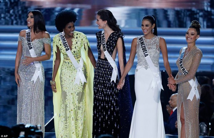 Miss South Africa emerges as winner of Miss Universe 2017