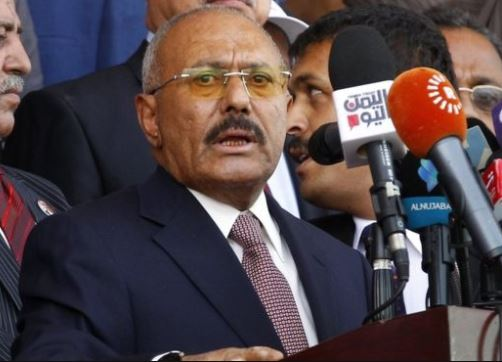 Former President of Yemen, Ali Abdullah Saleh?killed by troops in gun attack?