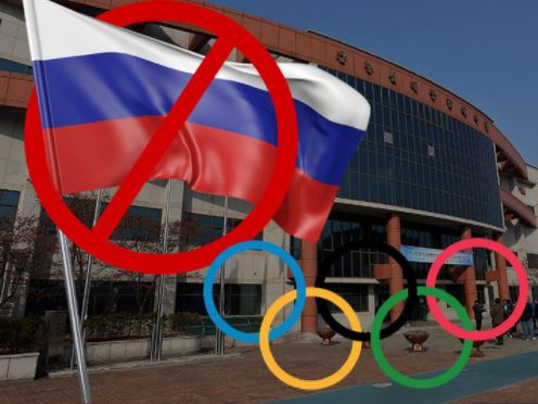Olympic committee bans Russia from the 2018 Winter Olympics over doping allegations