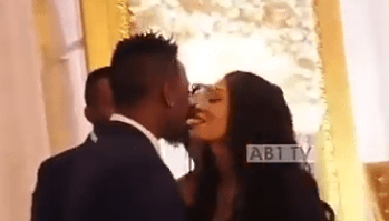 Outrage on social media after Zari Hassan & Diamond Platnumz proudly steal a couple