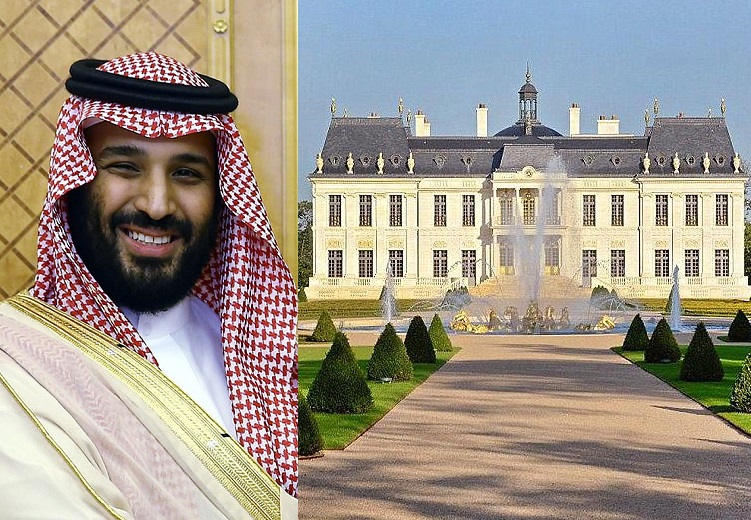 Saudi crown prince splashes $300m on world's most expensive home